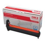 Oki C810/C830 Drum 20K Cyan Code 44064011