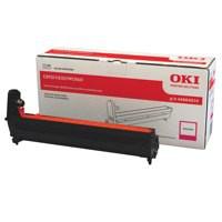 OKI Laser Drum Unit Page Life 20000pp Magenta Ref 44064010
