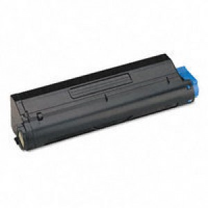 Oki B430/B440 High Capacity Toner Cartridge 7K Black Code 43979202