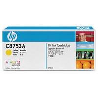 Hewlett Packard CM8060/8050 MFP Ink Cartridge Yellow C8753A