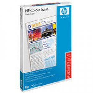 Hewlett Packard Colour Laser Paper A3 120gsm White Pack of 250 HCL1030