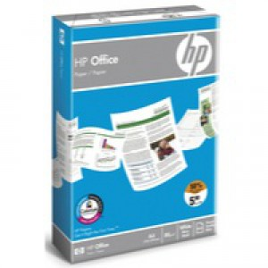 Hewlett Packard Office Paper A4 80gsm White Ream HPF0317