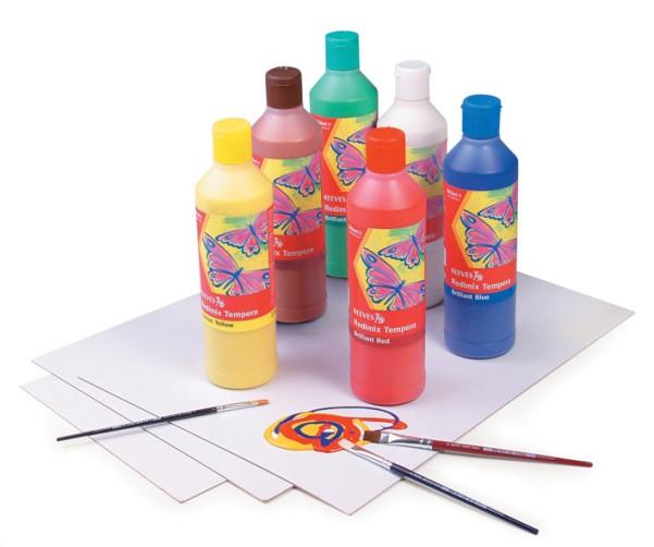 Assd Classpack Pk 20 Redimix Paint 500Ml