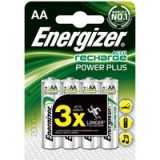 Energizer Rechargable Battery AA 1700mah Pack 4 Code 624910