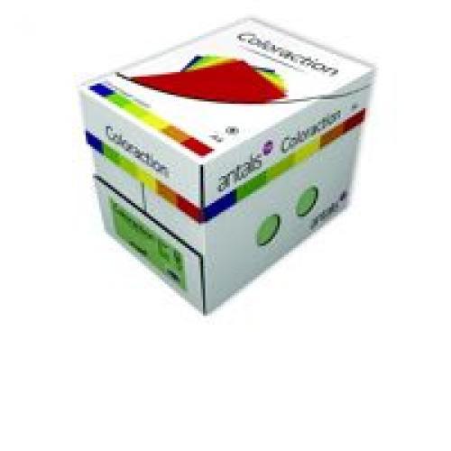 Coloraction Pap P Ylw FSC4 A4 100g Pk500