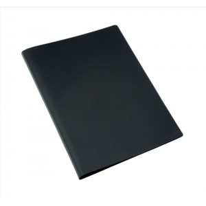 5 Star Display Book Soft Cover Lightweight Polypropylene 40 Pockets A4 Black