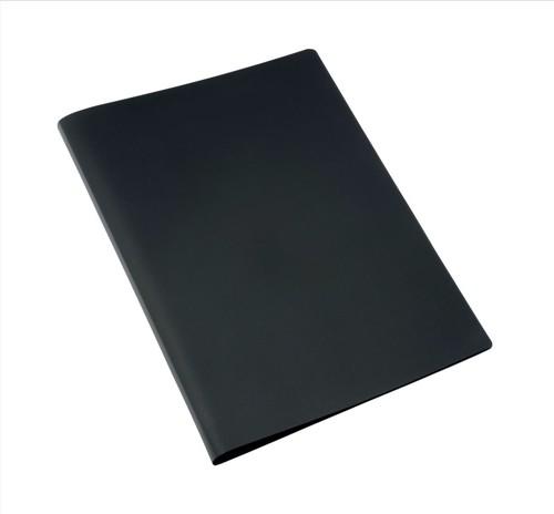 5 Star Display Book Soft Cover Lightweight Polypropylene 40 Pockets A4 Black