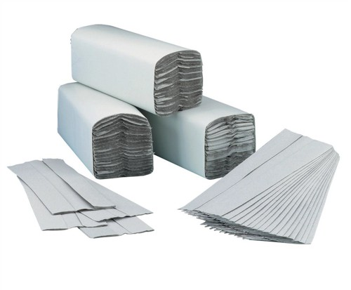 5 Star C Fold Paper Towels 136 Towels Per Sleeve Sheet Size 230x305mm Natural [Pack 20]