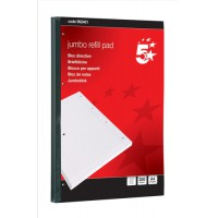 Image for 5 Star JumboPad A4Fnt/Mrgn200Sht NS02401