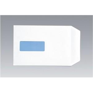 5 Star Envelopes Pocket Peel and Seal Window 100gsm White C5 Ref [Pack 500]