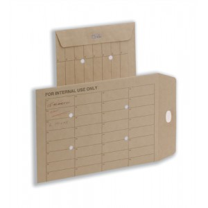 5 Star Internal Mail Envelopes Pocket Resealable 115gsm Manilla C4 [Pack 250]