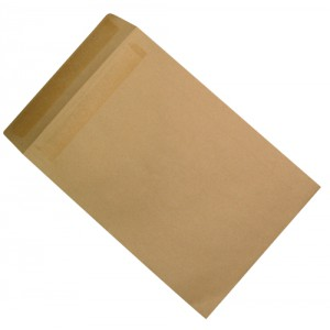 5 Star Envelopes Mediumweight Pocket Press Seal 90gsm Manilla 381x254mm [Pack 250]