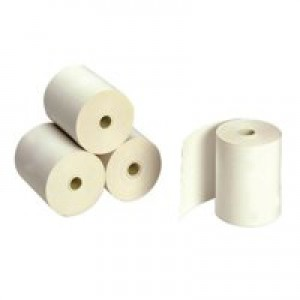 5 Star Thermal Printer Rolls 55gsm W57xD55xCore12.7mm 24m [Pack 20]