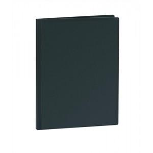 5 Star Display Book Rigid Cover Personalisable Polypropylene 30 Pockets A4 Black