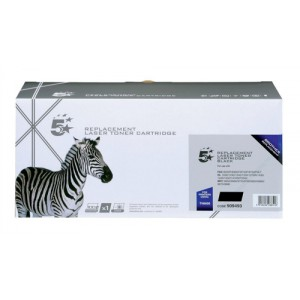 5 Star Compatible Laser Toner Cartridge Page Life 6000pp Black [Brother TN6600 Alternative]
