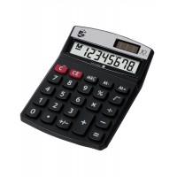 Image for 5 Star Calculator Desktop Battery/Solar-power 10 Digit 3 Key Memory Ref DT10D