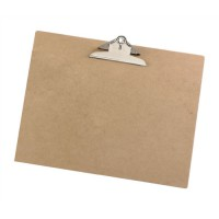 Image for 5 Star Clipboard Rigid Hardboard A3
