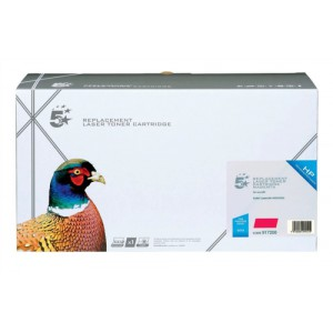 5 Star Compatible Laser Toner Cartridge Page Life 8000pp Magenta [HP No. 641A C9723A Alternative]