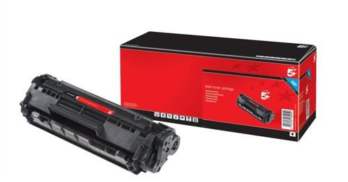 5 Star Compatible Laser Toner Cartridge Page Life 12000pp Black [HP No. 38A Q1338A Alternative]