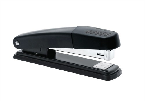5 Star Stapler Full Strip Metal Top and Base Top Loading Capacity 20 Sheets Blue Ref