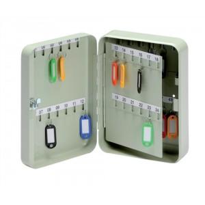 5 Star Key Cabinet Steel Lockable Holds 48 Keys Ref 918869