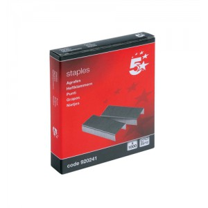5 Star Staples 23-12 Ref 920241 [Box 1000]