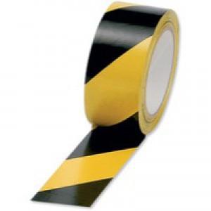 Hazard Tape Black/Yellow