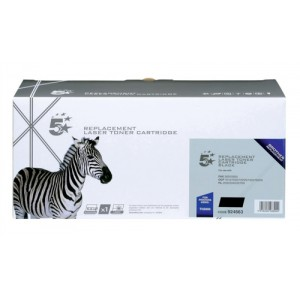 5 Star Compatible Laser Toner Cartridge Page Life 2500pp Black [Brother TN2000 Alternative]