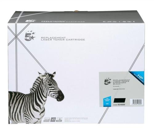 5 Star Compatible Laser Toner Cartridge Page Life 20000pp Black [HP No. 42X Q5942X Alternative]