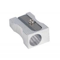 Image for 5 Star Metal 1 Hole Pencil Sharpner Pk5