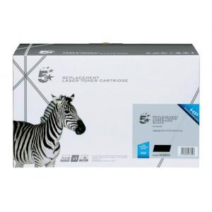 5 Star Compatible Laser Toner Cartridge Page Life 7000pp Black [HP No. 53X Q7553X Alternative]