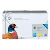 5 Star Compatible Laser Toner Cartridge Page Life 4000pp Yellow for HP Q6472A