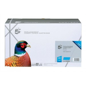 5 Star Compatible Laser Toner Cartridge Page Life 10000pp Cyan