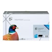 5 Star Compatible Laser Toner Cartridge Page Life 6000pp Black [HP No. 501A Q6470A Alternative]