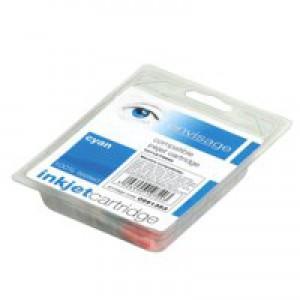 5 Star Compatible Inkjet Cartridge Cyan [Epson T071240 Alternative]