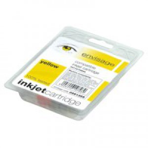 5 Star Compatible Inkjet Cartridge Yellow [Epson T071440 Alternative]