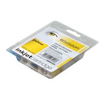 5 Star Compatible Inkjet Cartridge Page Life 400pp Yellow [Brother LC1000Y Alternative]