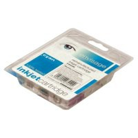 5 Star Compatible Inkjet Cartridge Page Life 400pp Cyan [Brother LC1000C Alternative]