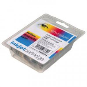 5 Star Compatible Inkjet Cartridge Colour HP CB338EE Equivalent