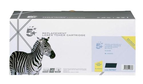 5 Star Compatible Laser Toner Cartridge Page Life 2000pp Black [Samsung ML1610D2 Alternative]
