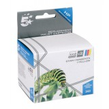 5 Star Compatible Inkjet Cartridge Page Yield 520pp Colour HP CB332EE Equivalent Pack 2
