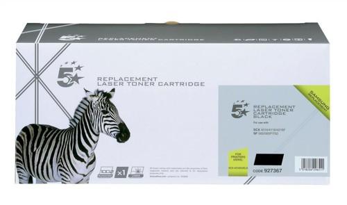 5 Star Compatible Laser Toner Cartridge Page Life 3000pp Black [Samsung SCX4216D3 Alternative]