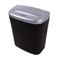 5 Star CC8 Shredder 4x40mm Cross Cut 13.5 Litre 8x80gsm 4.74kg W332xD195xH423mm