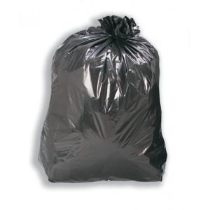 Refuse Sacks 110 Litre Capacity Black [Box 200]