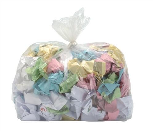Refuse Sacks 110 Litre Capacity Clear [Box 200]
