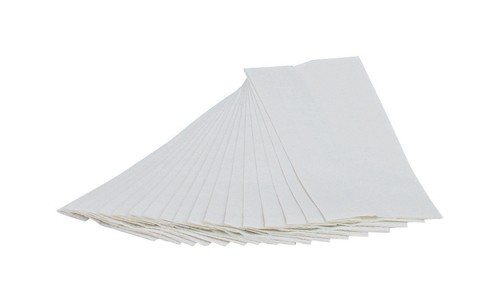 5 Star Hand Towel C-fold Two-ply Rectangular Sheet Size 230x330mm White [2304 Sheets]
