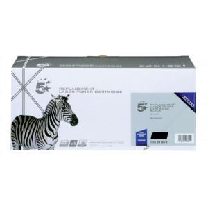5 Star Compatible Laser Toner Cartridge Page Life 1500pp Black
