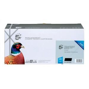 5 Star Compatible Laser Toner Cartridge Page Life 3500pp Black