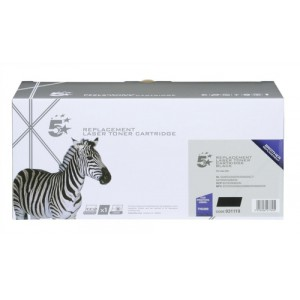 5 Star Compatible Laser Toner Cartridge Page Life 8000pp Black [Brother TN3280 Alternative]