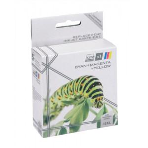 5 Star Compatible Inkjet Cartridge Page Life 450pp Colour [Lexmark No. 35 018C0035E Alternative]